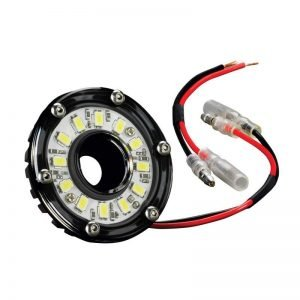Cyclone LED Light - KC #1350 (Clear)