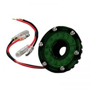 Cyclone LED Light - KC #1355 (Green)