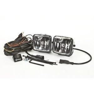 Gravity LED G34 Fog Beam SAE/ECE Pair Pack Light System - KC #432