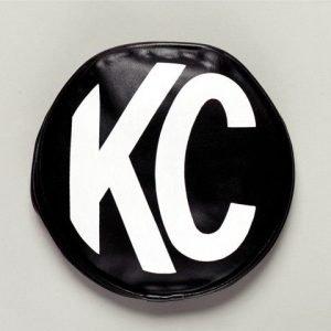 "6"" Vinyl Cover - KC #5100 (Black with White KC Logo)"