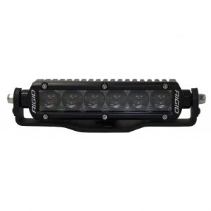 Go Rhino - 732060T - Jeep Wrangler JL &JLU Center Hood Mount for dual six inch single row LED bar