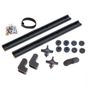 Hi-Lift Jacks - TrailTrak Roll Cage Track Mounting System