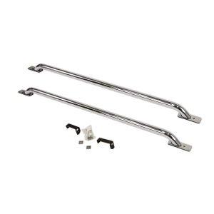 Go Rhino - 8076C - Stake Pocket Bed Rails