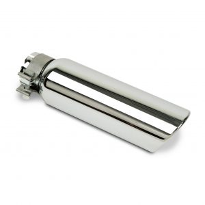 Go Rhino - GRT225414 - Stainless Steel Exhaust Tip