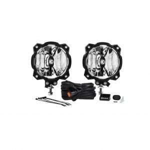 Gravity LED Pro6 Single Driving Beam SAE/ECE Pair Pack System – #91303