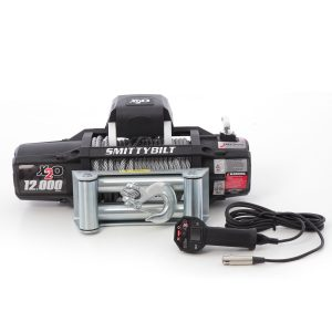 Smittybilt X2O 12 - GEN2 - 12,000 LB. WINCH - WATER PROOF UNIVERSAL 97512