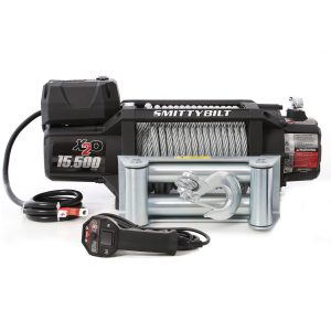 Smittybilt X2O 15.5 - GEN2 - 15,500 LB. WINCH - WATER PROOF UNIVERSAL 97515