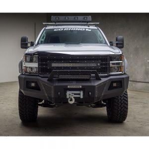 Go Rhino - 24273T - BR10 Front Bumper Replacement