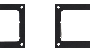 Go Rhino - 5943007T - SRM100 Side Plates - Four 3in Cubes