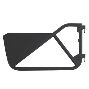 Smittybilt SRC TUBULAR DOORS - FRONT - BLACK TEXTURED JEEP, 97-06 WRANGLER (TJ/LJ) 76793