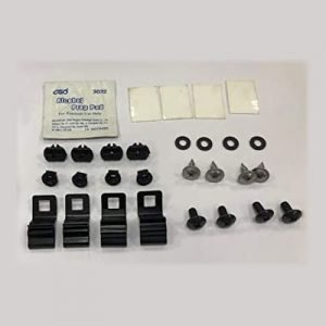Hood Deflector Attachment Kit