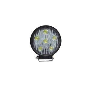 LED Work Utility Light Round 4.5 inch Spot w/3W Epistar
