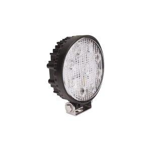LED Work Utility Light Round 5 inch Spot w/3W Epistar