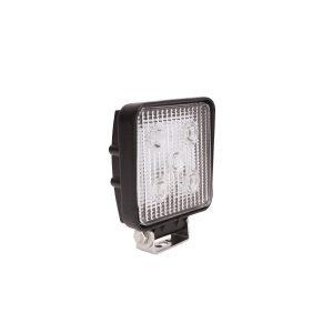 LED Work Utility Light Square 4.5 inch x 5.4 inch Spot w/3W Epistar