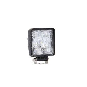 LED Work Utility Light Square 4.5 inch x 5.4 inch Flood w/3W Epistar