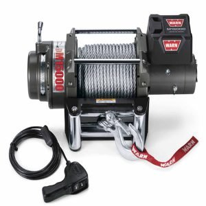 Warn Front Hub Conversion 30 Spline Winch