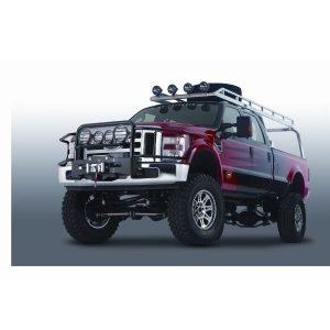 Warn ATV/UTV 60 Blade 16-3/16 Height Black Grille Guard