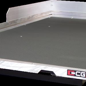 CargoGlide CG1800HD-7548, Slide Out Cargo Tray - 1800 lb capacity.