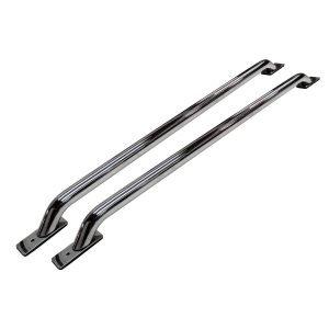 Go Rhino - 8127C - Stake Pocket Bed Rails