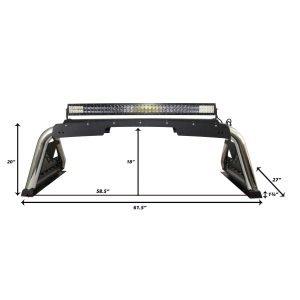 Go Rhino - 915600T - Sport Bar 2.0 Complete Kit