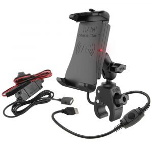 Quick-Grip™ Waterproof Wireless Charging Mount with Tough-Claw™
