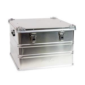 AluBox Aluminum Case Cargo Storage Box - 115 Liter
