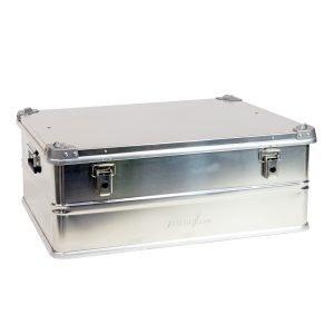 AluBox Aluminum Case Cargo Storage Box - 120 Liter