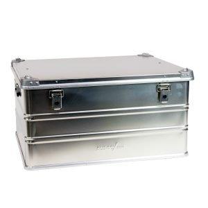 AluBox Aluminum Case Cargo Storage Box - 157 Liter