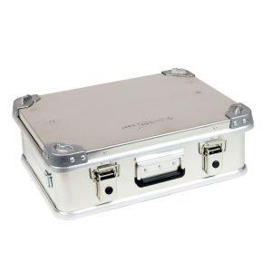 AluBox Aluminum Case Cargo Storage Box - 23 Liter