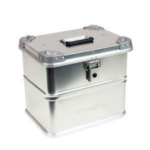 AluBox Aluminum Case Cargo Storage Box - 29 Liter
