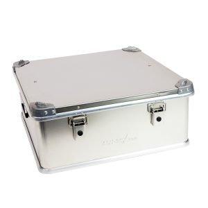 AluBox Aluminum Case Cargo Storage Box - 67 Liter