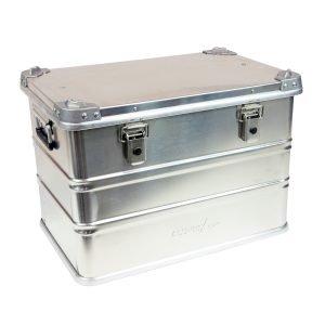 AluBox Aluminum Case Cargo Storage Box - 73 Liter