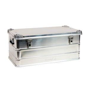 AluBox Aluminum Case Cargo Storage Box - 81 Liter
