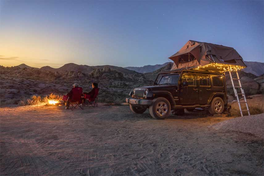 The Best Overland Vehicle Type
