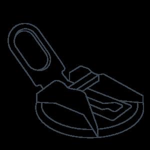 MoonShade Adhesive Anchors