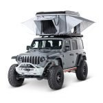 Overlander Hard Shell 3 Person Roof Top Tent by Smittybilt - 2983