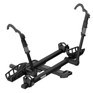 "Thule T2 Pro XT 1 1/4"" Receiver Hitch Mount Bike Rack for 2 Bikes - 9035XTR"
