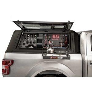Truck Cap Kitchen for RSI SmartCap Overland Truck Cap Camper Top - SA0814