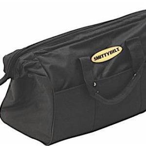 Smittybilt 2726-01 Smittybilt Accessory Gear Bag - Black Universal 2726-01