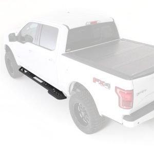 Smittybilt 616833 Smittybilt M-1 Sliders 2015 Ford F150 Crew Cab 5.5' Bed Ford, 15-16, F150 Super Crew 616833