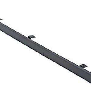 Smittybilt 76636 Smittybilt Src Classic Rock Rails (Oem Style) - Black Textured Jeep, 07-18 Wrangler (Jk) - 4 Door 76636