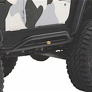 Smittybilt 76642 Smittybilt Src Rocker Guards Jeep, 04-06 Unlimited (Lj) 76642