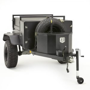 Scout Trailer Kit (Include Tires and Wheels) - 87400