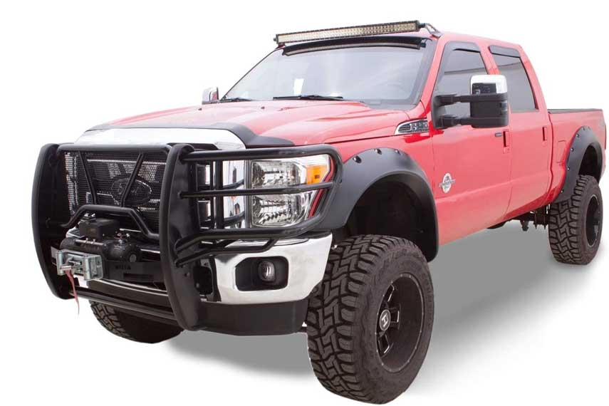 A Guide to Fender Flares